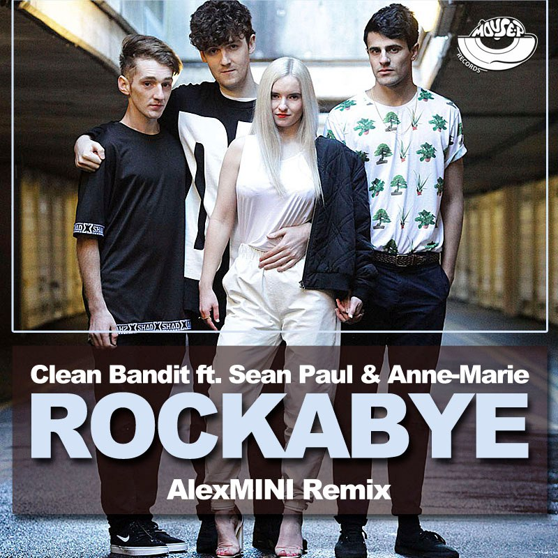 Clean bandit rockabye ft sean paul anne marie autos post for Clean significato