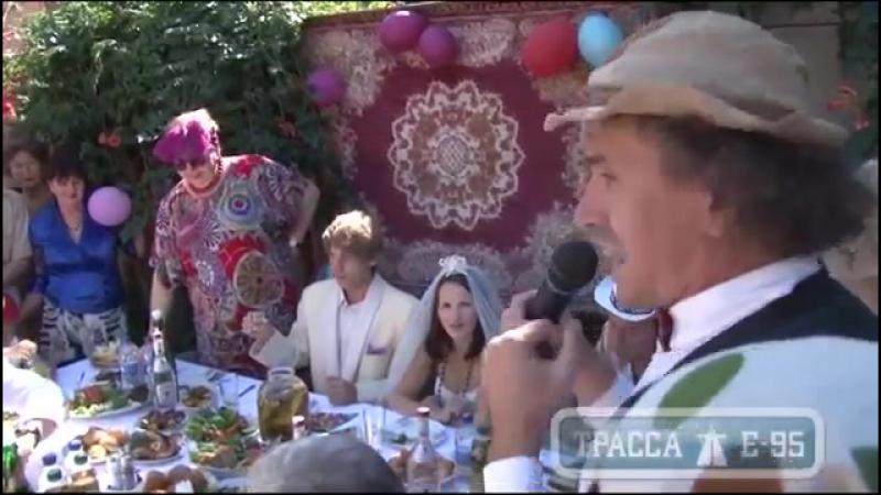 Александр Волокитин с группой АМЕРИКАНКА - ГОП-СТОП, ЗОЯ! (Запись 2.10.2002)