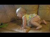 Самый приятный звук- это смех своего ребёночка 😍
