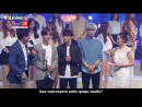 [РУС.САБ] 150516 EXO I am Korea Interview Baekhyun, Chen, Chanyeol