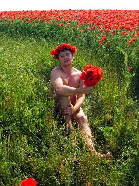 Режжисёр Алексей Тюкин в поисках вдохновения