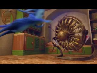 Джинглики - Шеф-повар Бедокур (4 серия) Новый мультфильм 2016