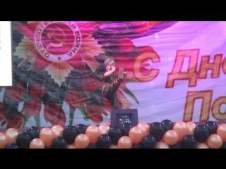 Разведчицы. Концерт 9 мая 2015