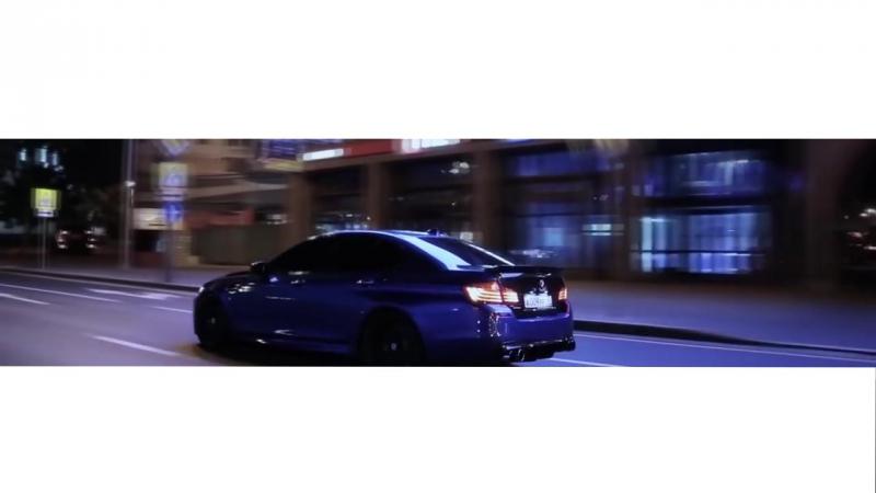 BMW M5 - Gangsta   S T R I G U N O V  