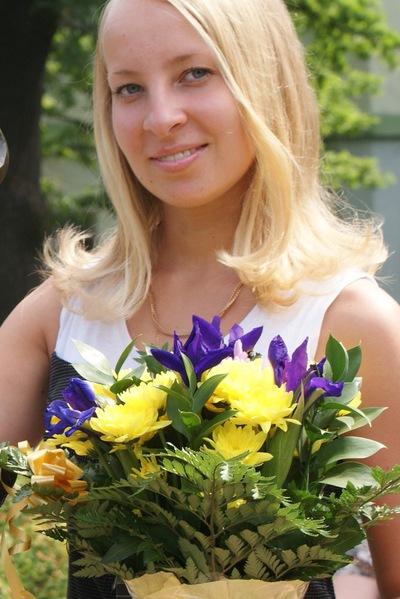 Дарья Ободова