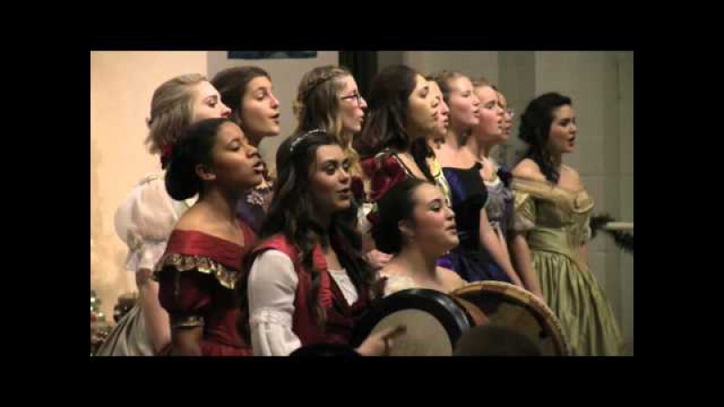 Sztoj Pa Moru (Belarusian Folk Song) - performed by VOENA