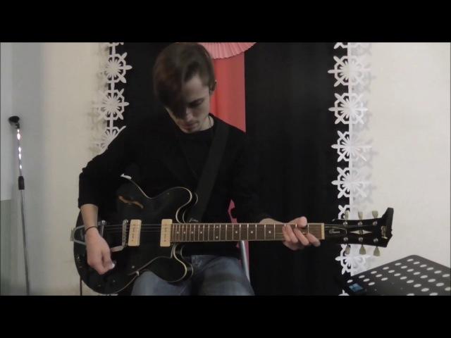 JG Youth Worship - Блаженства (Rhythm Guitar Tutorial)