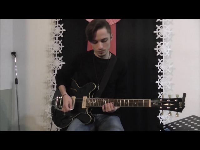 JG Youth Worship - Блаженства (Lead Guitar Tutorial)
