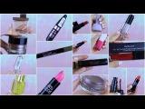 Покупки Косметики и парфюма ❖ Maybelline, Sleek, Loreal, Inglot, Sephora, Ck, Dsquared2 | Часть 2