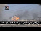 SYRIAS.A.A &amp ALLIES FOIL JAYSH AL-FATEH ATTACK IN TAL UMM QARA HILL IN SOUTH ALEPPO...(+18)