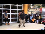 Fat Boy vs Nasty ALL TURF ALL STYLE PART 2
