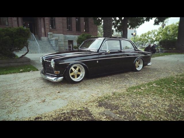 Swedishmetal 1966 Volvo Amazon 122s
