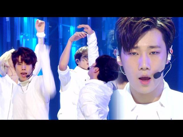 《Comeback Special》 INFINITE (인피니트) - The Eye (태풍) @인기가요 Inkigayo 20160925