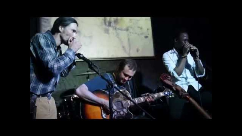 Сharity event Belarus In AFRICA 2 starring Oliver Pius, Louisiana Blue and Vitaly Voloshin
