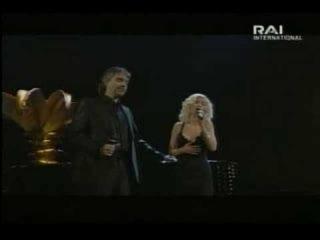 Andrea Bocelli Christina Aguilera - Somos Novios