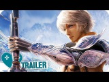 MOBIUS FINAL FANTASY Trailer (2016) iOS, Android Game