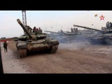 Войска на юге России приведены в высшую степень боеготовности
