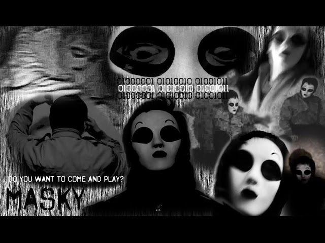 Masky 【Tribute】- Hide Seek by Jonny T