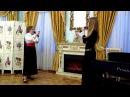 Песенка о шпаге (Е.Крылатов) МАША ГОЛИКОВА и ПОЛИНА СЕМЯНЧУК