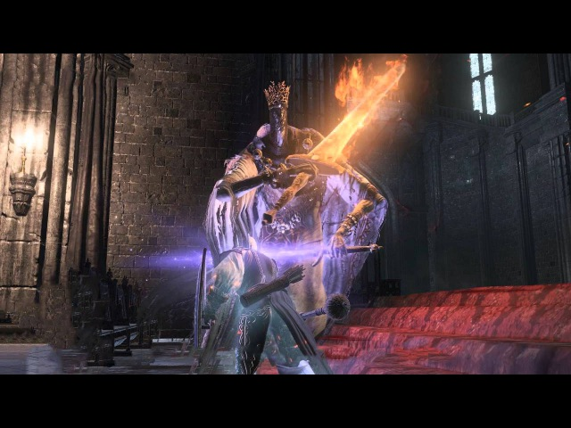 Dark Souls III Complete, DLC, Unused Soundtrack Pontiff Sulyvahn (Full) by Yuka Kitamura