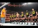 Team John Cena vs Team Nexus
