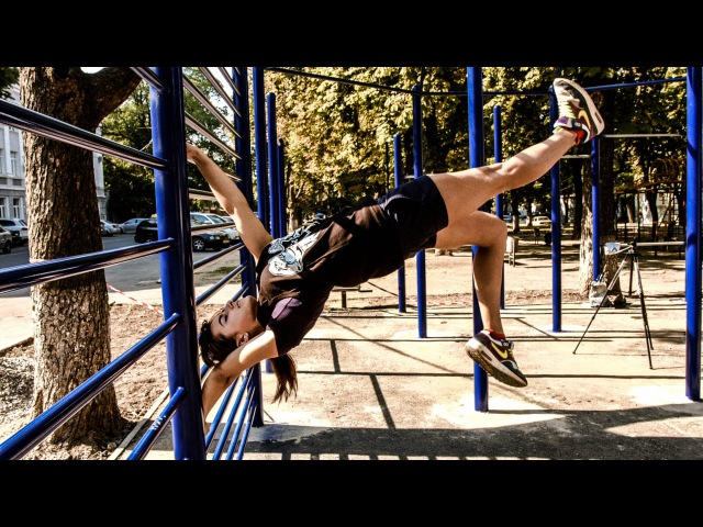 Street Workout Girls(Аня Евтушенко) street workout girls(fyz tdneityrj)