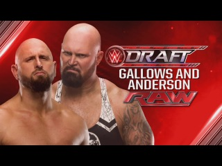 Gallows & Anderson, American Alpha and more are drafted in round #5: SmackDown Live, July 19, 2016
