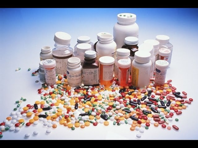 Таблетки - это бизнес на дебилах. Ведьма Алёна Полынь