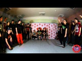 Girl Ninetailz vs Ronika  ПОЛНЫЙ Peace Dance 5 (beginners 18)