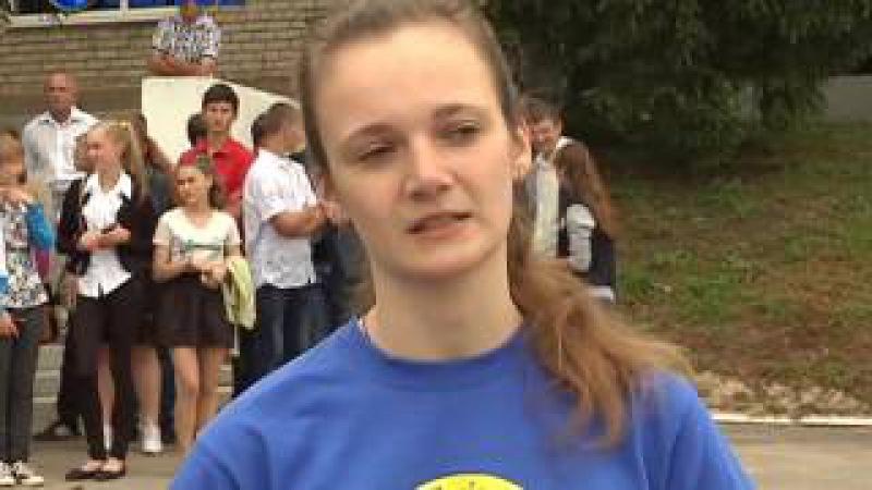1 червня діти Дніпропетровщини влаштували захоплюючий патріотичний квест