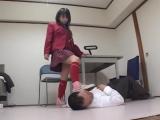 трамплинг от японской школьницы