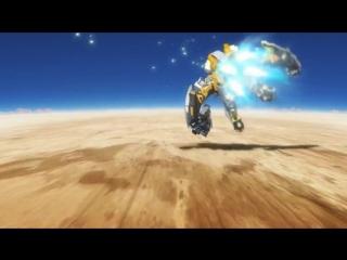 |Trailer 2| Изгнанные из рая /  Rakuen Tsuihou /  Expelled from Paradise (30-second ver.)
