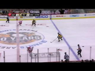 Питтсбург - Детройт 5-3. 4.12.2016. Обзор матча НХЛ