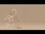 Красивый танец-анимация)