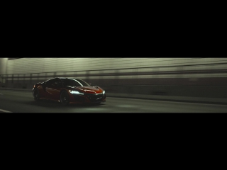 """Legacy"" 2017 Acura NSX (:30)"