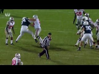 College Football_Ohio State vs Penn State