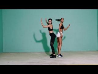 "The Victoria's Secret Angels Lip Sync ""24K Magic"" By Bruno M"