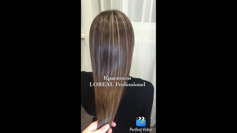 Окрашивание волос техникой микро колорирование или babylight в Салоне красоты Маверони!
