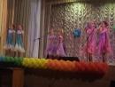 Районний фестиваль Чарівна кладочка .Пісня Ми щасливі діти .Ансамбль Мрія . 1 місце