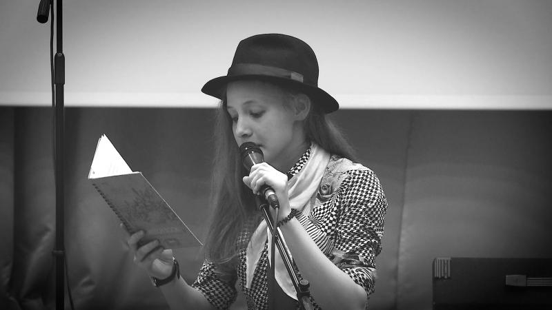 Юлия Афонина - Разговор журналиста и поэта