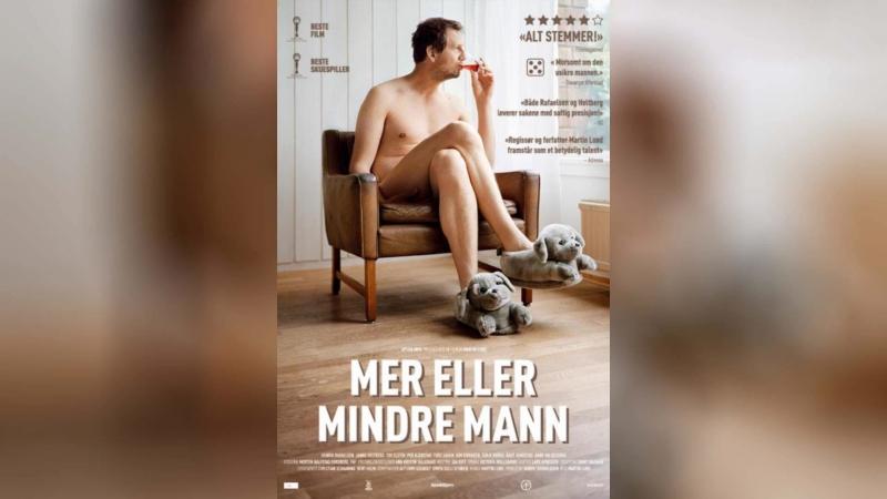 Почти мужчина (2012) | Mer eller mindre mann