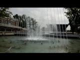 Краснодар,фонтан на Красной улице
