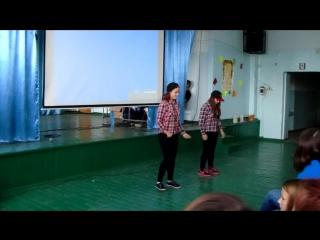 Танец под песню - POKEBALL (Успешная группа) / Город Чита, Школа №33