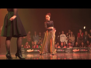 Lip J vs 美都留_OLD SCHOOL NIGHT VOL.18_WAACKING 1on1 BATTLE FINAL