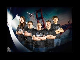 Болей за наших! ANX на Чемпионате Мира по League of Legends!