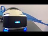 В Демозоне PlayStation VR.