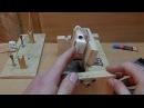 Стрелы для лука и пероклейка своими руками Homemade arrow fletching jig