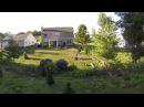 США Наш мой дом пригород чикаго типичный американский дом в америке