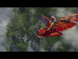 Ron Hagen And A.R.D.I. And Sarah Lynn - Gold In The Sky (Signum Remix) (Avatar video)