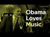 President Obama's Greatest Music Moments